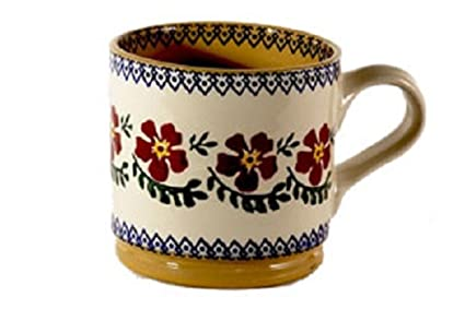 DesignAmazon co Large Mosse PotteryOld Rose MugNicholas uk EH2W9DI