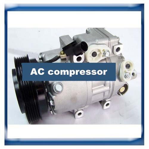 2.4l A/c - GOWE a/c compressor for VS-16 VS16 Kia Optima 2.4L Hyundai Sanata 2.4L a/c compressor 977013K520 DQ7AA-06