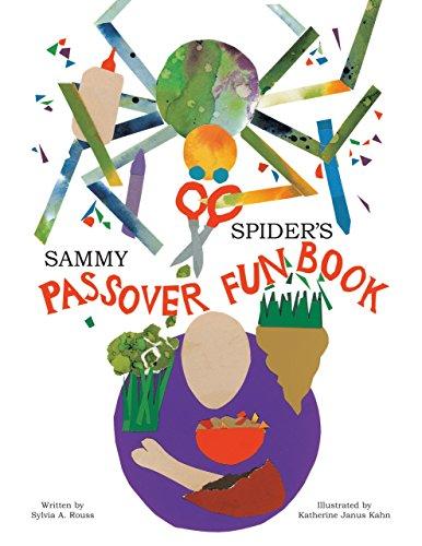 Sammy Spider's Passover Fun Book (Sammy Spider Set)