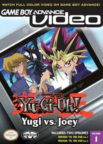 Yu-Gi-Oh Volume 1 Videos - Yugi Vs. Joey