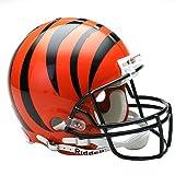 Riddell NFL Cincinnati Bengals Full Size Proline VSR4 Football Helmet