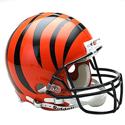 5f259beea Image Unavailable. Image not available for. Color  NFL Cincinnati Bengals  Full Size Proline VSR4 Football Helmet
