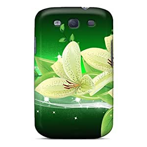 Dana Lindsey Mendez Case Cover Protector Specially Made For Galaxy S3 Green Desire