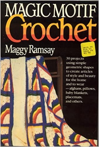 Magic motif crochet maggy ramsay 9780871315199 amazon books fandeluxe Gallery