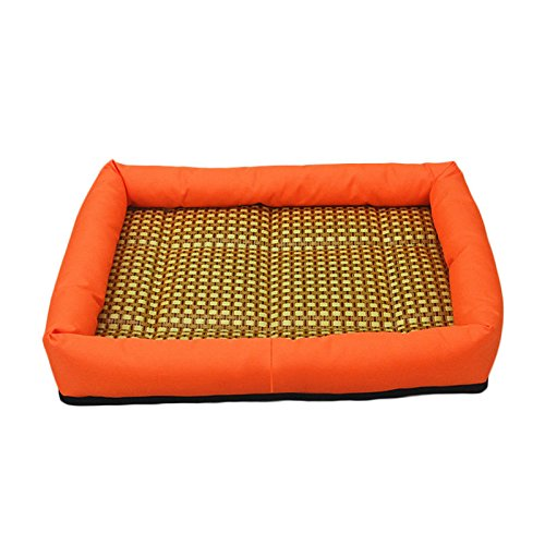 Pet Cat Dog Summer Sleep Bed Cooling Mat Pet Supply Pads Cushion XL (Peters Grass Ball)