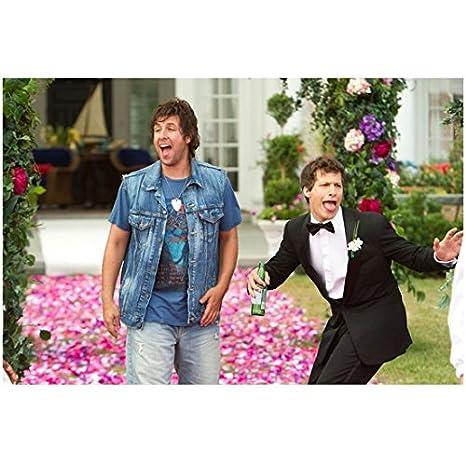 Thats My Boy Adam Sandler And Andy Samberg Getting Goofy At Wedding