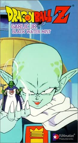 Dragon Ball Z Garlic Jr : Gohan, krillin & piccolo vs garlic jr.