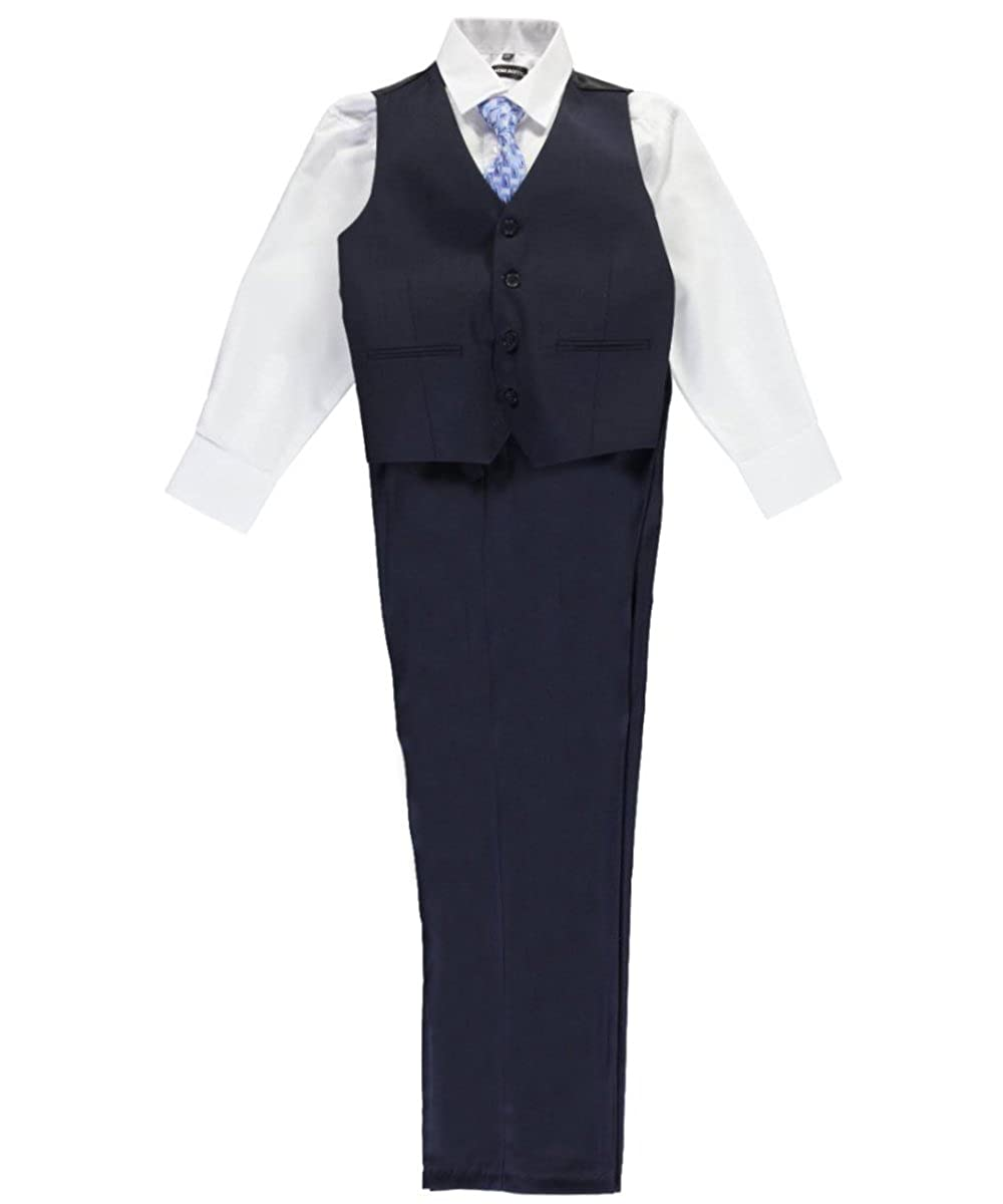 Kids World Big Boys Husky C-Suite 5-Piece Suit