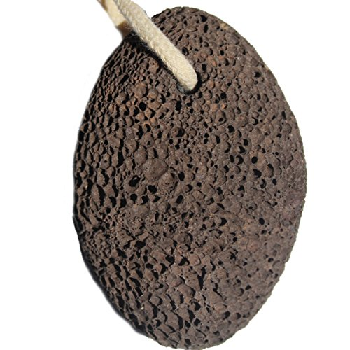 UPC 619775251304, Pumice Stone for feet and foot scrubber - Ideal exfoliating Feet scrub dead skin removal – pummus pumace pumis piedra pómez - Natural Lava stones callus removal