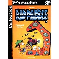 Kid paddle t.02/carnage total pirate