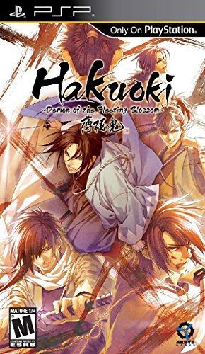 Hakuoki: Demon of the Fleeting Blossom - Sony PSP by Aksys (Hakuoki Demon Of The Fleeting Blossom Psp)