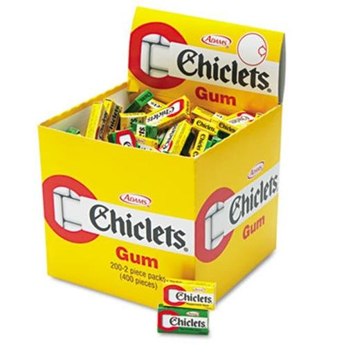 chiclets-gum-peppermint-and-spearmint-400-pieces