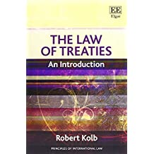 The Law of Treaties: An Introduction;Principles of International Law
