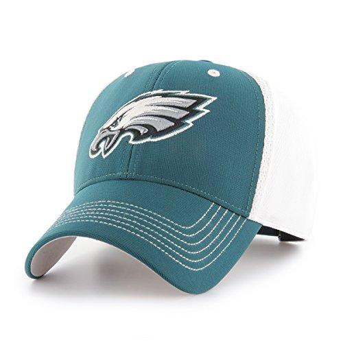 NFL Philadelphia Eagles Sling OTS All-Star MVP Adjustable Hat, Pacific Green, One Size