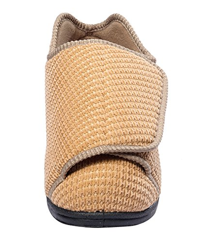 womens extra wide slippers - 3