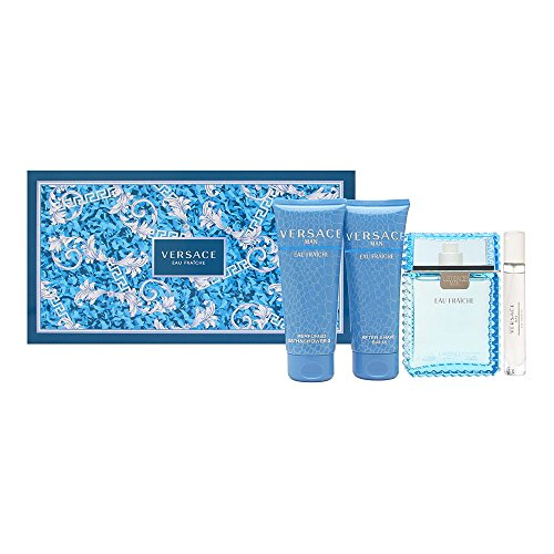 Versace Men's 4-Pc. Eau Fraiche Gift Set