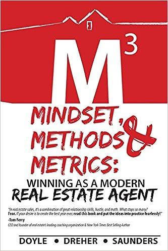 Mindset, Methods & Metrics: Winning as a Modern Real Estate ...