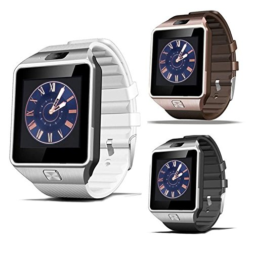 CNPGD [U.S. Warranty] All-in-1 Smartwatch Watch Cell Phone for iPhone, Android, Samsung, Galaxy Note, Nexus, HTC, Sony by CNPGD (Image #7)