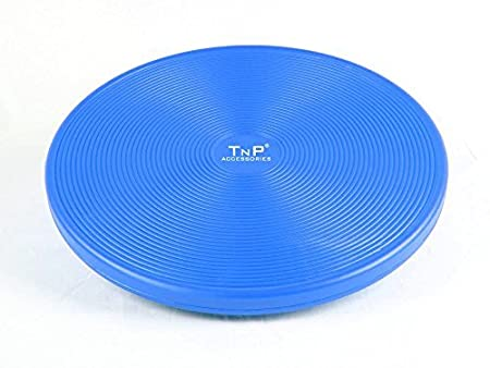 TNP Accessories/® Balance Board Exercise Fitness Workout Rehabilitation Wobble Board Gym Workout