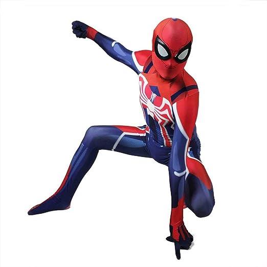 KOUYNHK Traje De Cosplay De Spider Man Ben Reilly Trajes De ...
