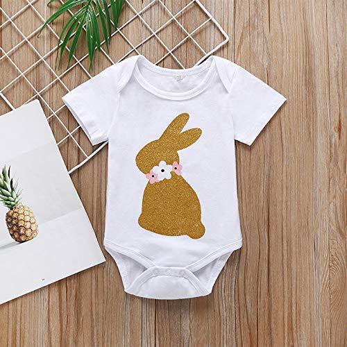 Golden Dots Tutu Skirt AR-LLOYD Baby Girls Easter Skirt Set Infant Girl Bunny Romper Rabbit Leg Warmers 3PCS Outfits