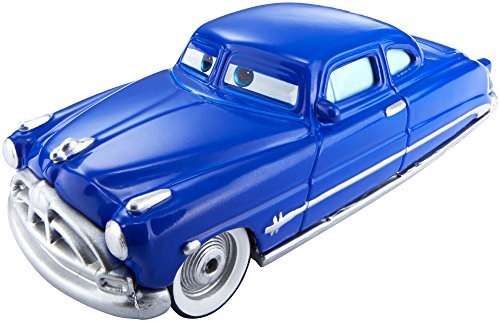 Disney/Pixar Cars, Color Changer, Doc Hudson [Blue to Black] Vehicle
