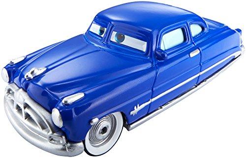 - Disney/Pixar Cars, Color Changer, Doc Hudson [Blue to Black] Vehicle