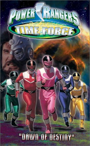 Power Rangers Time Force - Dawn of Destiny [VHS]