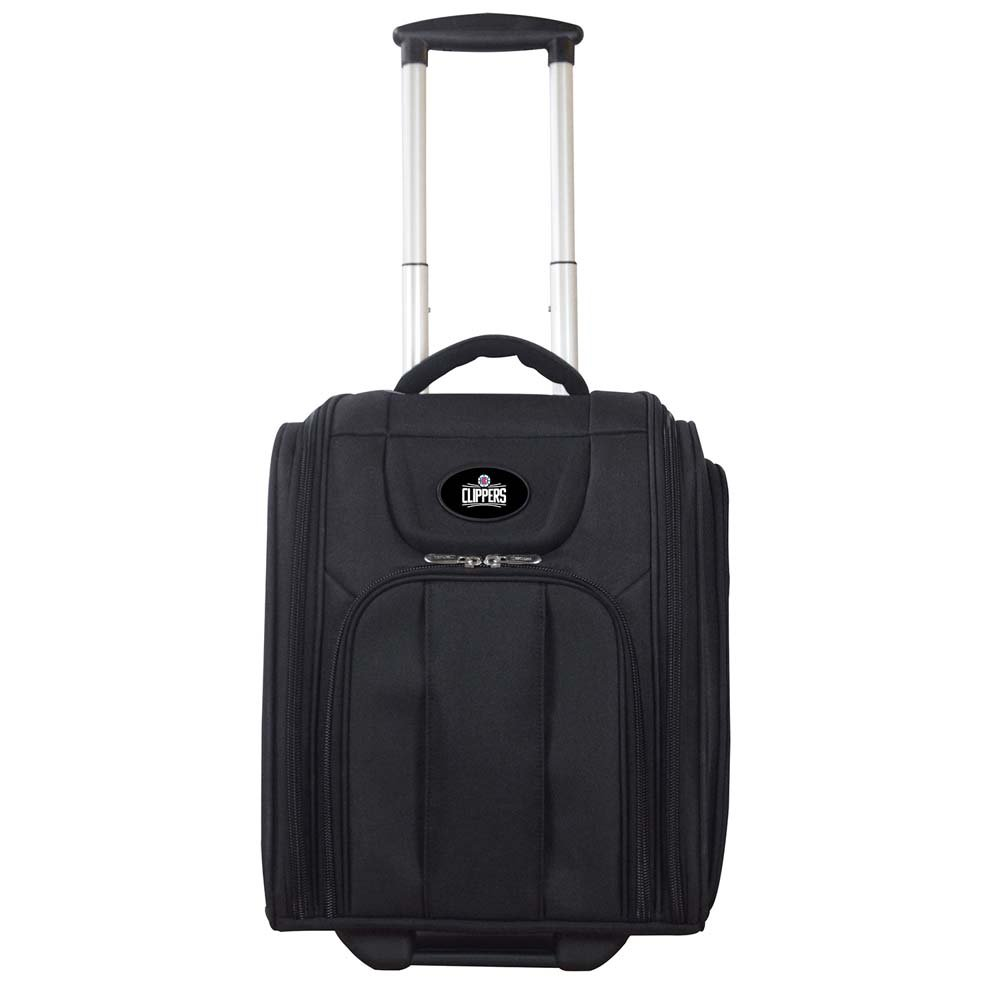 Los Angeles Clippers Business Tote laptop bag Luggage (Color: Black) by Denco (Image #1)
