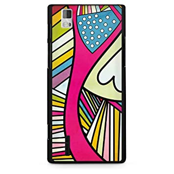 newest edcbd 9f4b1 Mobile phone case cover for Huawei Ascend P2 HardCase: Amazon.co.uk ...