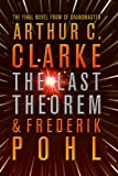 Front cover for the book The Last Theorem by Arthur C. Clarke