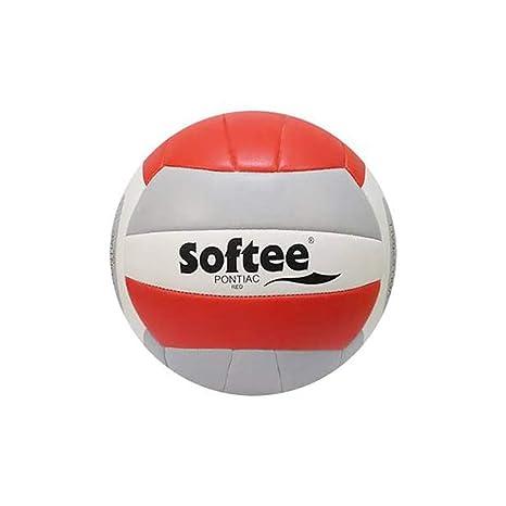 Softee 80653.739 Balón Voley Pontiac, Blanco, S: Amazon.es ...
