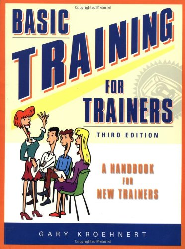 Basic Training for Trainers, Third Edition