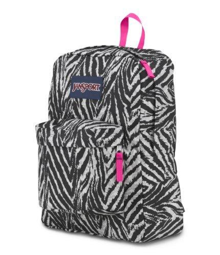 Backpack, T501ZE6, COLOR Grey Tar Wild At Heart (Jansport Uk)