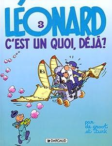 """Afficher """"Léonard n° 3 Léonard, c'est un quoi déjà?"""""""
