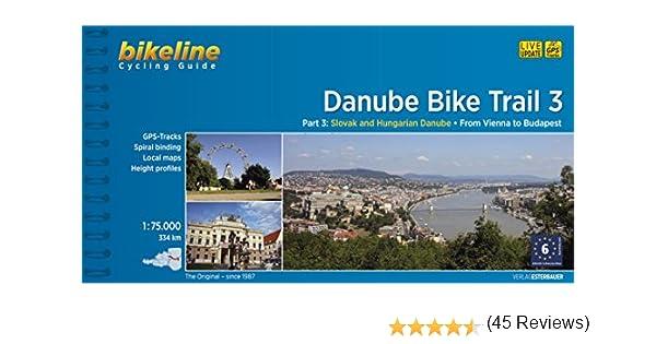 Danube Bike Trail 3: Slovak and Hungarian Danube. From Vienna to ...