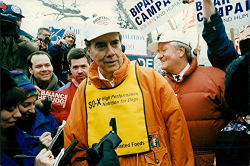 Vintage photo of Senator Bob Dole attends the Championship, used for sale  Delivered anywhere in USA