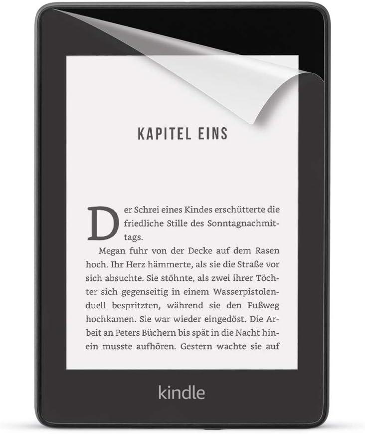 Nupro Displayschutzfolie Für Kindle Paperwhite 10 Generation 2018 2er Pack Entspiegelnd Kindle Store