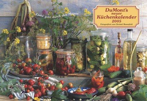 DuMont's neuer Küchenkalender 2005