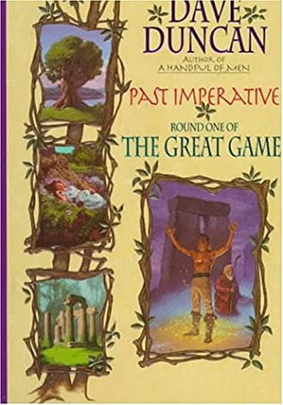 book cover of Past Imperative