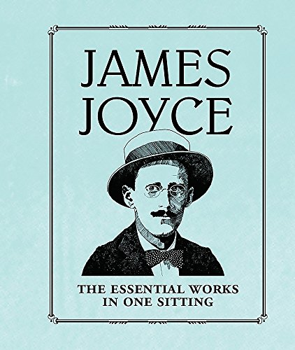 James Joyce: The Essential Works in One Sitting (Miniature Editions) from Running Press Book Publishers