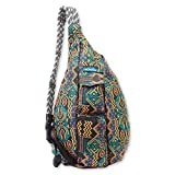 KAVU Women's Rope Bag Outdoor Backpacks, One Size, Pixel Palace