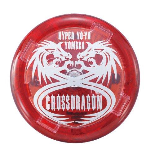 Hyper Yo-Yo Croce Drago (rosso) (Giappone import / Il pacchetto e il manuale sono in giapponese)