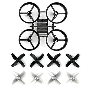 GEEDIAR® Accesorios de Drone Marco Hélice Micro Refacciones para ...