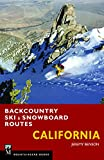 Backcountry Ski & Snowboard Routes: California