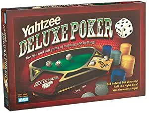 Yahtzee Deluxe Poker Game