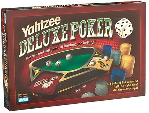 Yahtzee Deluxe Poker Game for sale  Delivered anywhere in USA