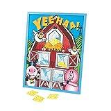 Farm Party Bean Bag Toss Game
