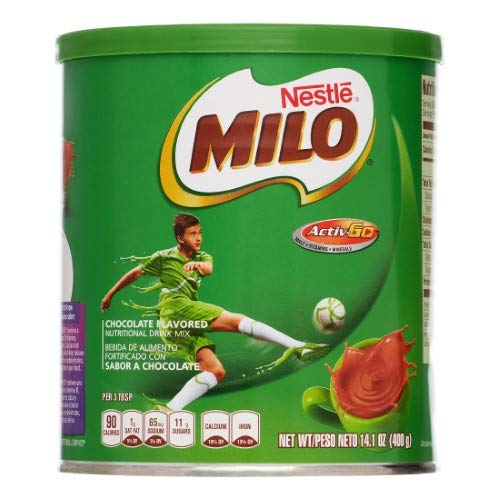 Nestle Milo Nutrition Drink Mix, Chocolate (Pack of 14)