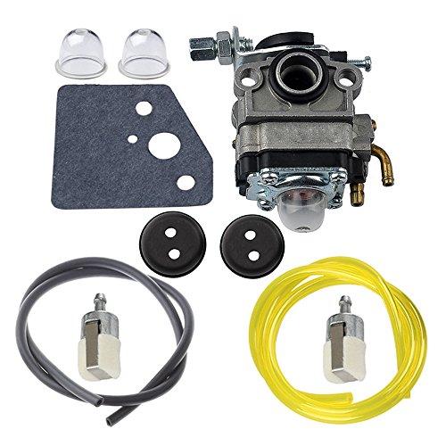 imer Bulb Fuel Line Filter Grommet for Honda GX22 GX31 Engine FG100 HHE31C HHT31S UMK431 UMK431K1 String Trimmer Brushcutter ()